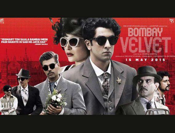Bombay velvet trailer released @TheRoyaleIndia