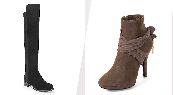 Boots for Women @TheRoyaleIndia