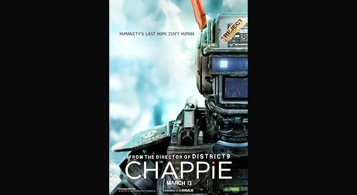 Chappie Movie 2015 @TheRoyaleIndia