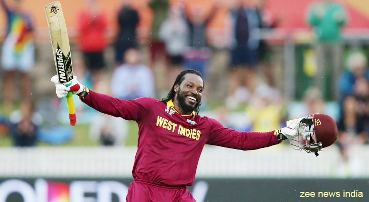 Chris Gayle World Cup 2015 @TheRoyaleIndia