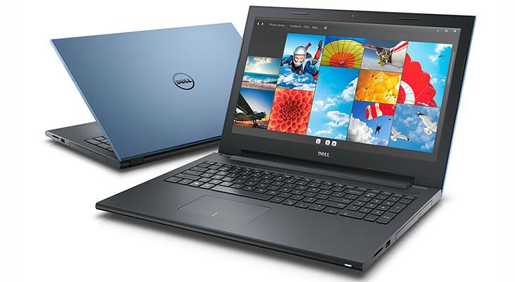 Dell Inspiron 3543 @TheRoyaleIndia