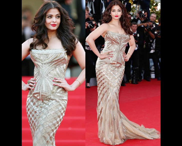 Fish Cut Red Carpet Looks @TheRoyaleIndia