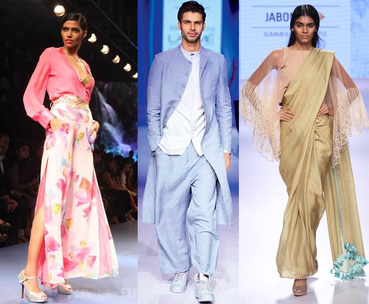 gauri khan collection lakme fashion week 2015 @TheRoyaleIndia