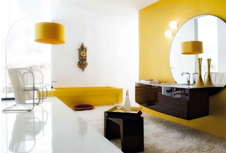 home decor ideas yellow color @TheRoyaleIndia