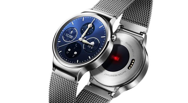 Huawei Watch @TheRoyaleIndia
