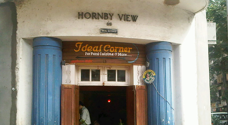 Ideal Corner. Fort - Mumbai @TheRoyaleIndia