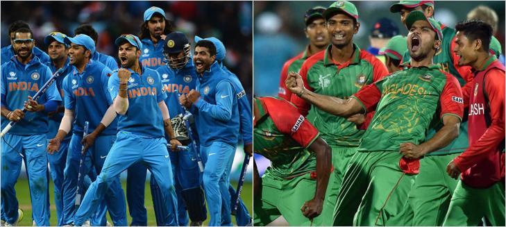 ind vs bangladesh world cup 2015 @TheRoyaleIndia