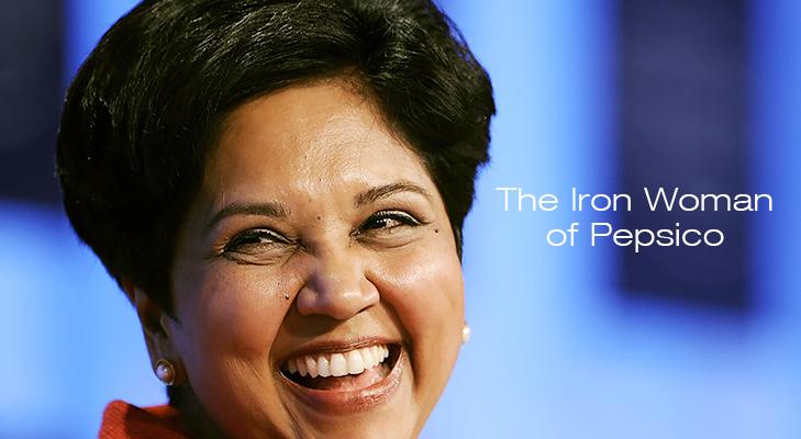 Indra Nooyi @TheRoyaleIndia
