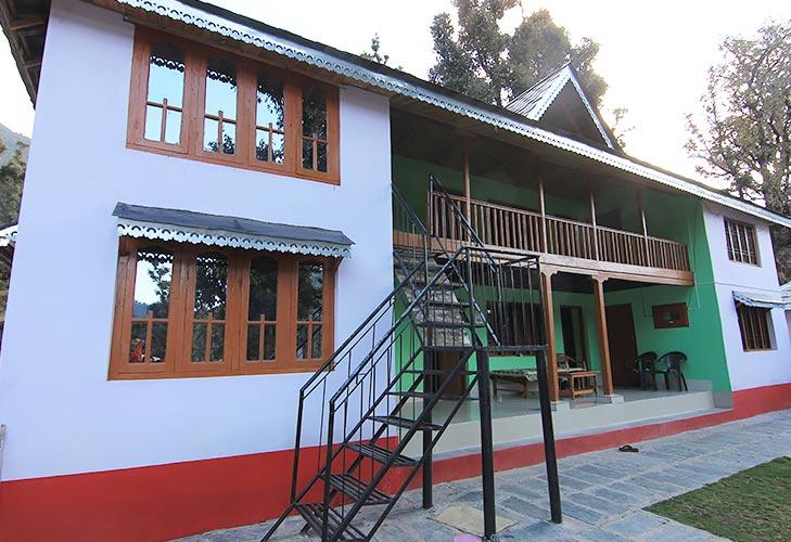 kareri homestay @TheRoyaleIndia