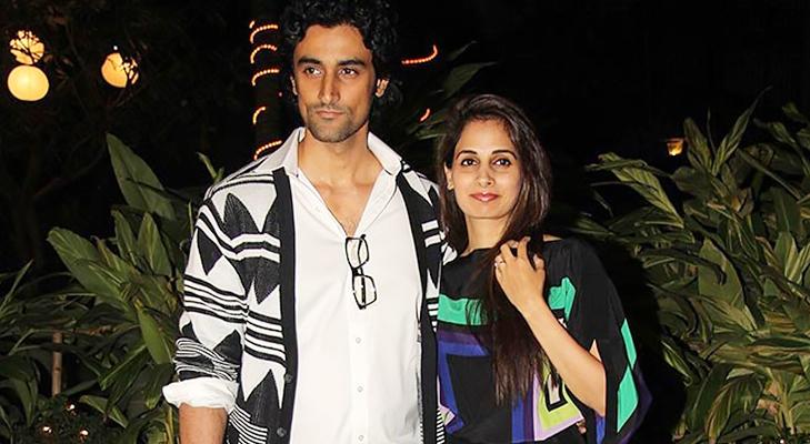Kunal Kapoor and Naina Bachchan @TheRoyaleIndia