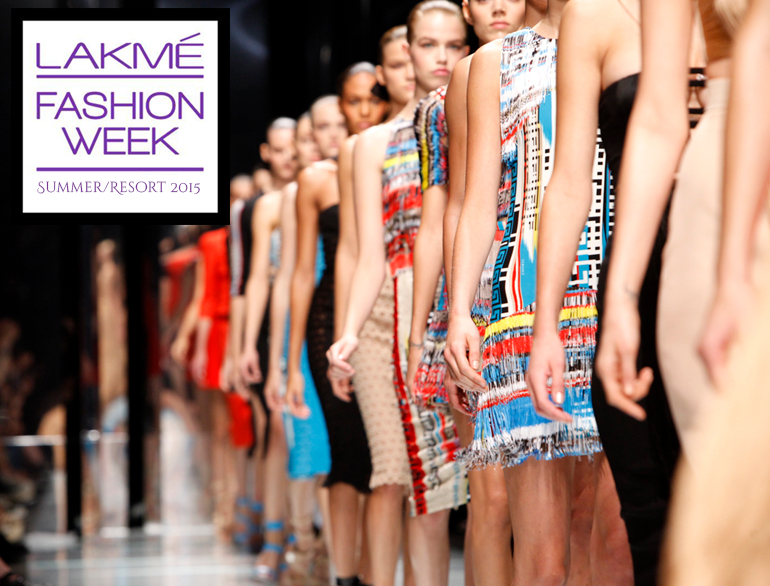 Highlights of Lakme Fashion Week Summer/Resort 2015 @TheRoyaleIndia