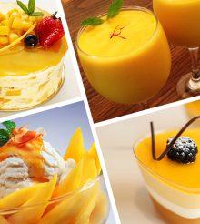 Go Mangoliscious This Summer (3 Creative Mango Recipes)
