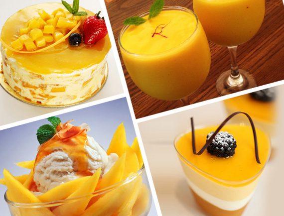 Go Mangoliscious This Summer (3 Creative Mango Recipes) @TheRoyaleIndia