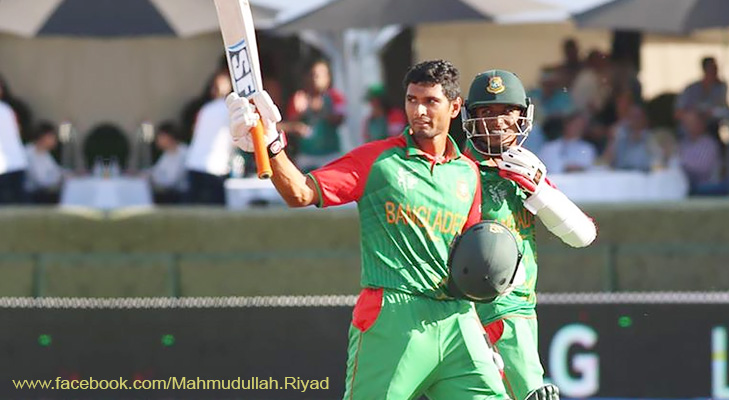 Mohammadullah Riyad bangladesh @TheRoyaleIndia