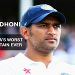 10 Reasons Dhoni is India's Worst Captain Ever