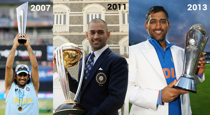 In a career spanning over a decade, the Captain Cool has given us all ...