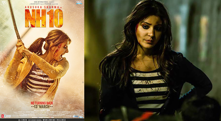 NH10 Movie Poster @TheRoyaleIndia