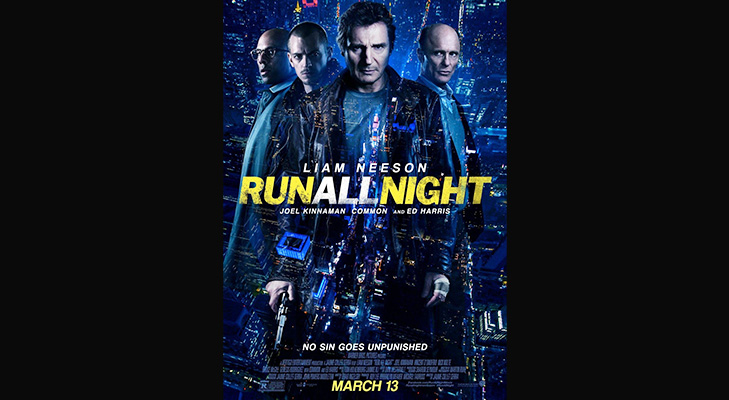 Run All Night poster @TheRoyaleIndia