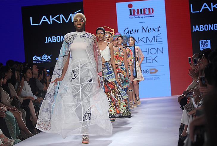 salitha nanda lakme fashion week 2015 @TheRoyaleIndia
