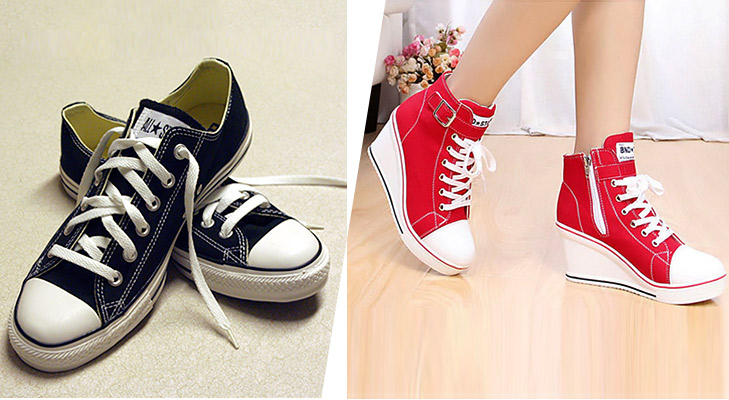 Sneakers for Women @TheRoyaleIndia