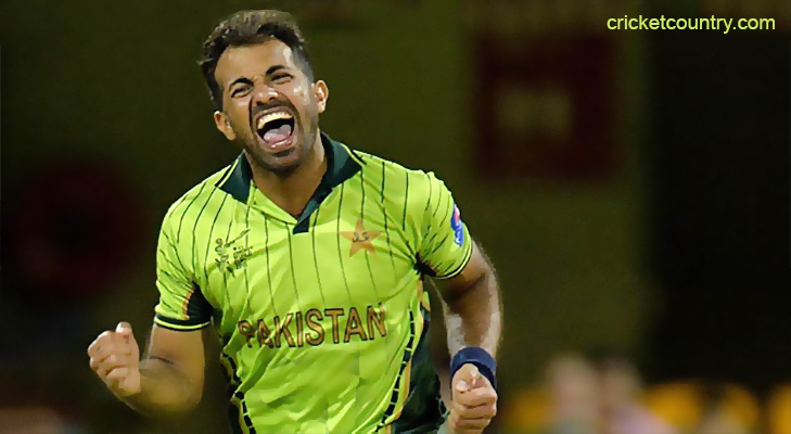 Wahab Riaz World Cup 2015 @TheRoyaleIndia