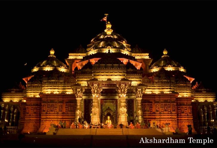 akshardham temple @TheRoyaleIndia