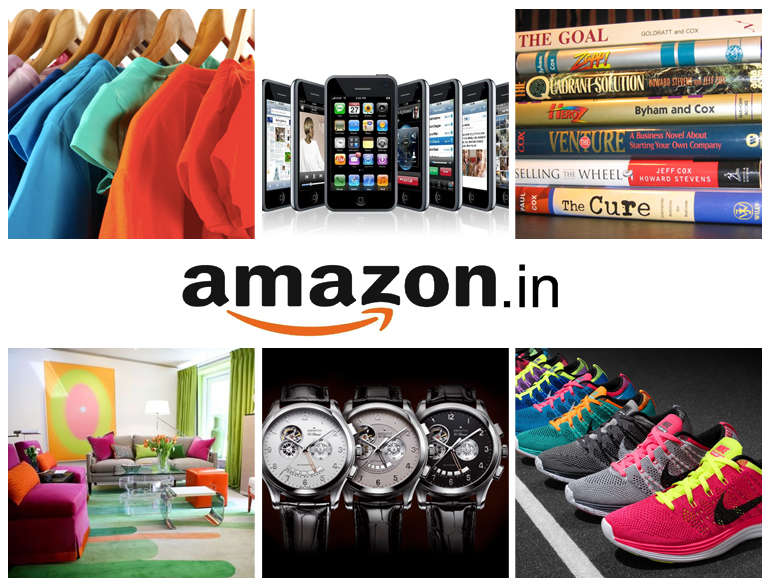 India shopping times online