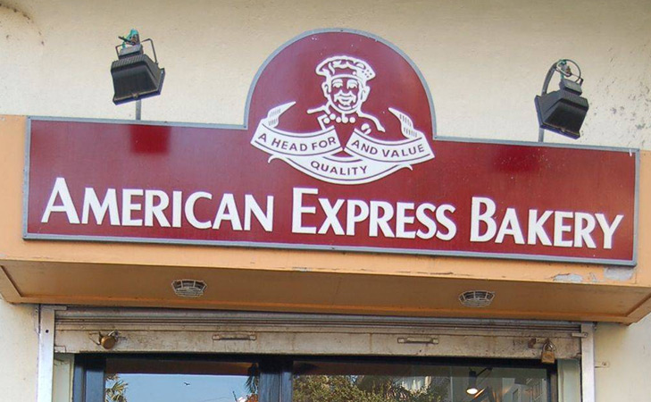 American Express @TheRoyaleIndia