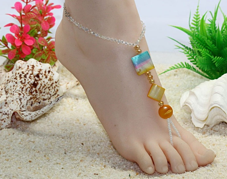 anklet images @TheRoyaleIndia