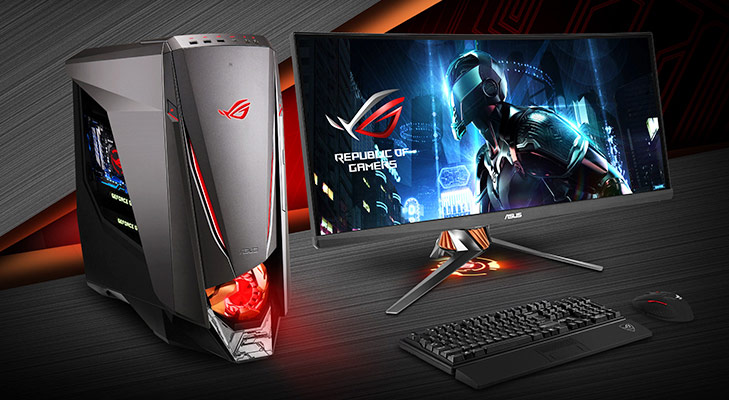 Asus Rog GT51CA @TheRoyaleIndia