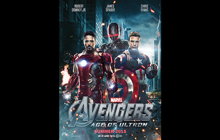 avengers age of ultron @TheRoyaleIndia