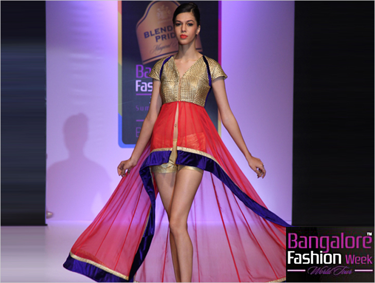 Bangalore Fashion Week 2015 @TheRoyaleIndia
