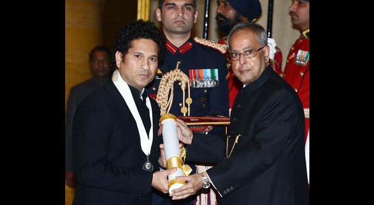Bharat Ratna Sachin Tendulkar @TheRoyaleIndia