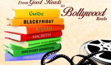 From Good Reads To Bollywood Reels