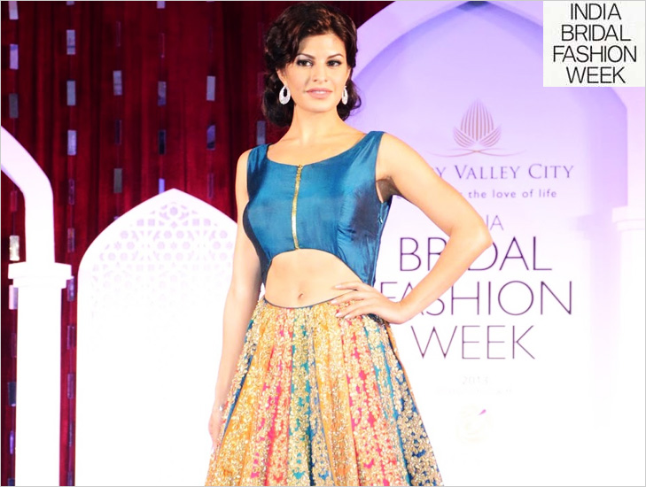 Fashion Shows in India 2015 India Bridal Fashion Week 2015