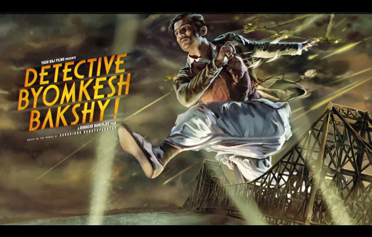 byomkesh bakshy @TheRoyaleIndia