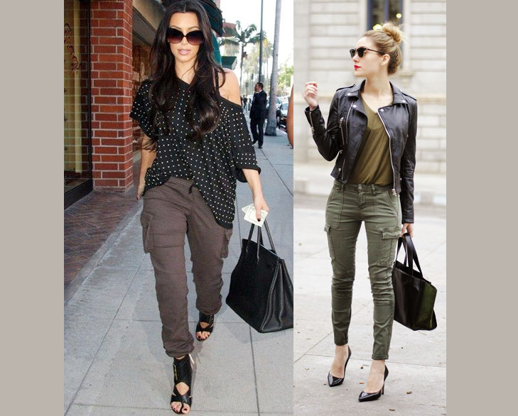 Cargo Pants For Women @TheRoyaleIndia