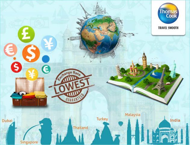 TRAVEL SMOOTH WITH THOMAS COOK – India's Leading Travel Companion @TheRoyaleIndia