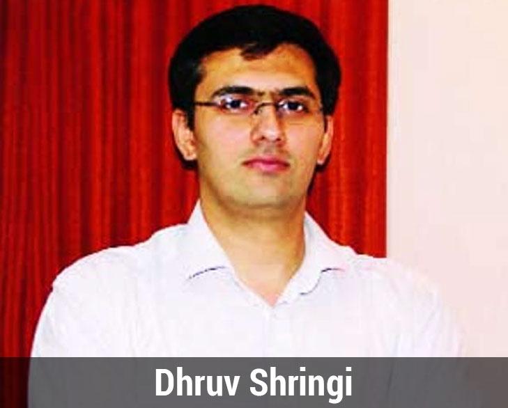 Dhruv Shringi @TheRoyaleIndia