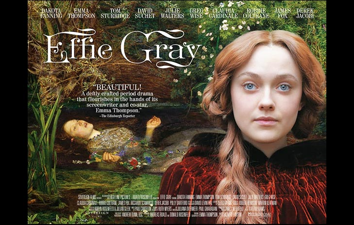 Effie Gray @TheRoyaleIndia