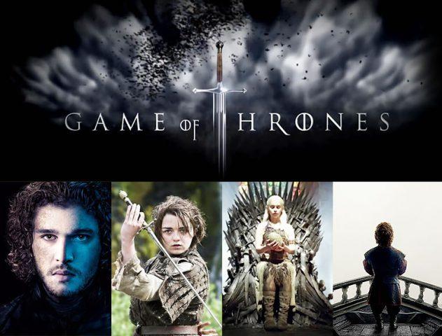 game of thrones season 5 @TheRoyaleIndia
