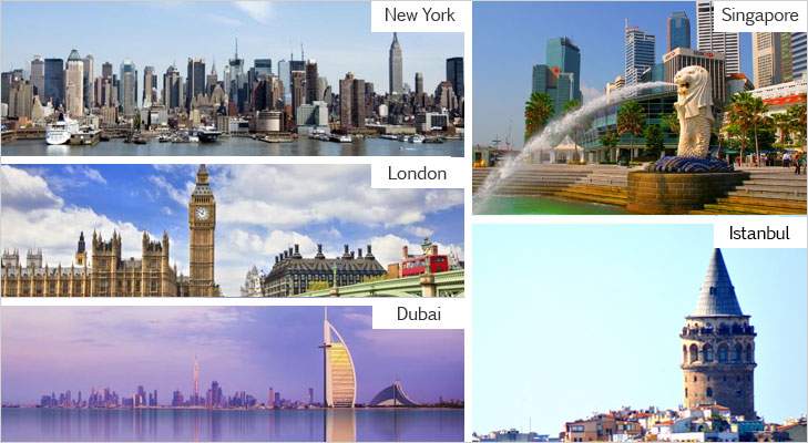 international locations @TheRoyaleIndia