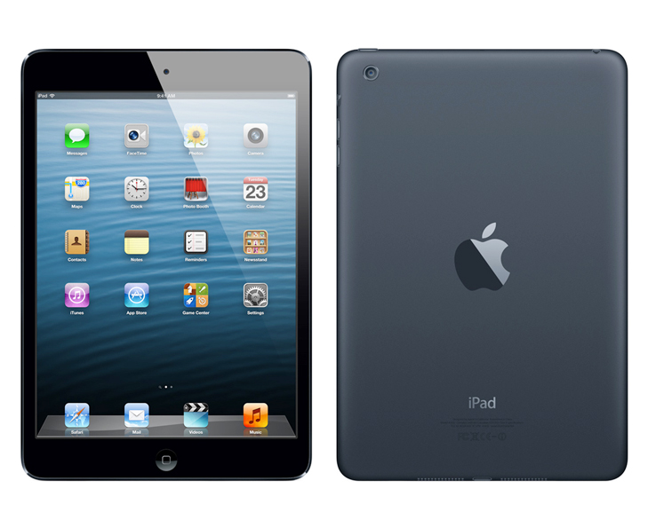 iPad Mini @TheRoyaleIndia