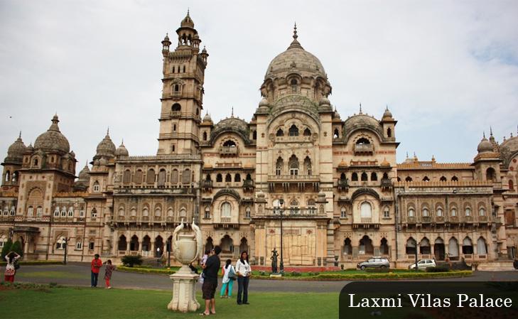 laxmi vilas palace @TheRoyaleIndia