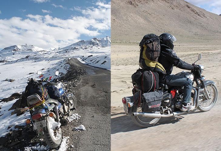 Leh Ladakh Bike Trip @TheRoyaleIndia