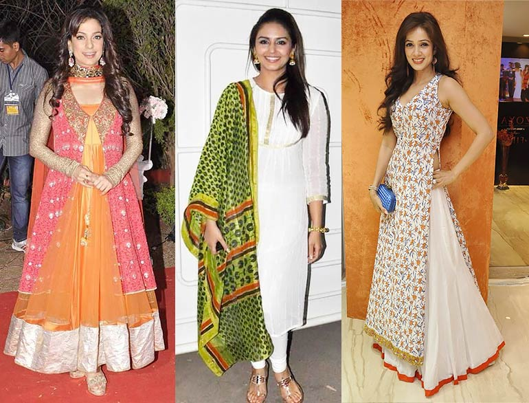 6 Ways To Go Chic In Long Kurtas @TheRoyaleIndia