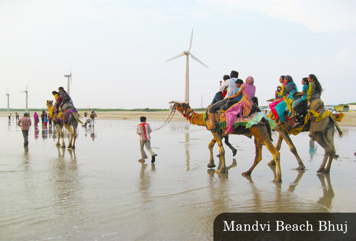 mandvi beach bhuj @TheRoyaleIndia