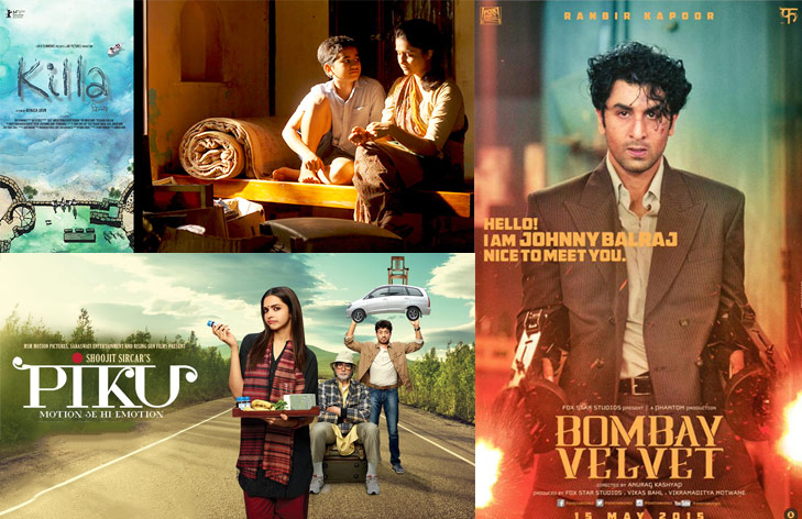 Indian Movies In The Month of May 2015 @TheRoyaleIndia