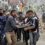 Providing Assistance and Relief to victims of the Nepal Earthquake in April 2015