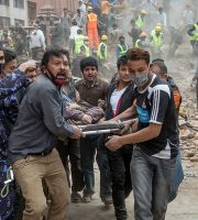 Providing Assistance and Relief to victims of the Nepal Earthquake in April 2015 @TheRoyaleIndia